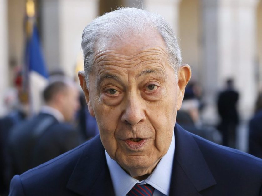 L 39 ancien ministre fran ais charles pasqua est mort la for Ministre francais