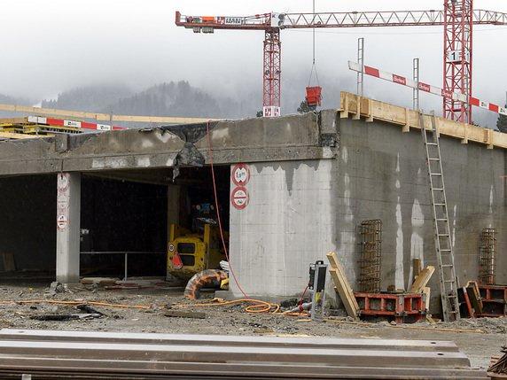 Constructions litigieuses confirm es verbier vs la for Loi sur les constructions