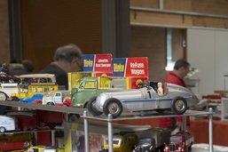 33e Bourse vaudoise aux vieux jouets à Payerne