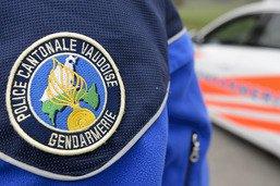 Un blessé grave dans un accident à Vully-les-Lacs