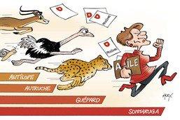 Procédure d'asile: Sommaruga championne de l'accélération