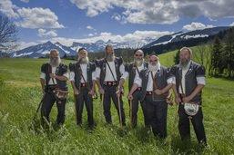 Les barbus de la Gruyère fêtent leurs 75 ans