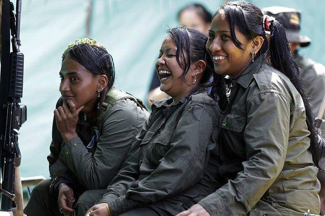 Accord de paix historique entre gouvernement colombien et FARC