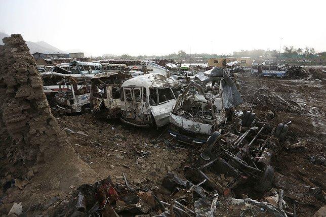 Nombreuses victimes après de fortes explosions à Kaboul