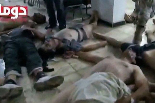 Damas responsable de deux attaques chimiques, l'EI d'une (ONU)