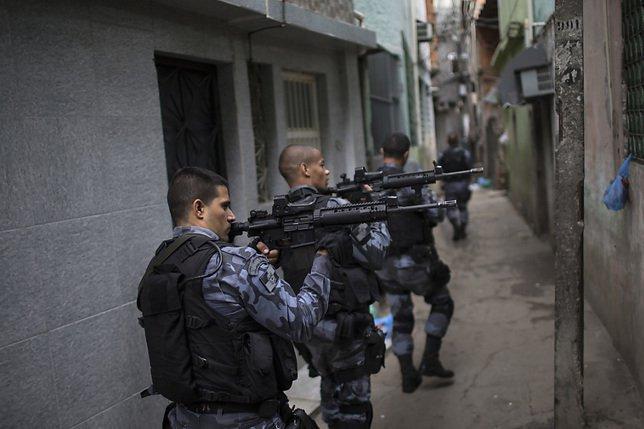 La cocaïne est déjà prête pour les sommets olympiques à Rio