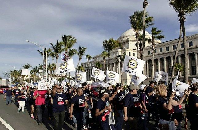 L'austérité proposée par Obama en échange d'un plan d'aide ne fait pas l'unanimité à Porto Rico. © DR