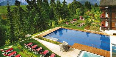 Concours Séjour wellness à Gstaad