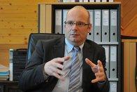 Patrice Borcard est candidat pour un deuxième mandat