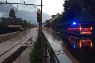 Violents orages sur Fribourg et la Suisse: un disparu