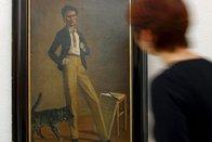 «Le roi des chats» de Balthus donné au Musée des Beaux-Arts