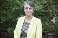 Marie Garnier est candidate à sa réélection
