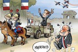 14 Juillet: François Hollande doit recadrer son ministre