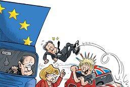Brexit: la punk attitude des Britanniques