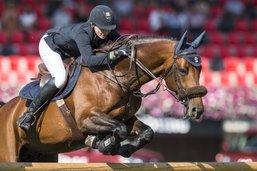 Christina Liebherr n'ira pas à Rio