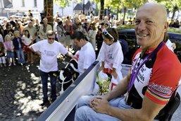 Jean-Marc Berset n'ira pas à Rio