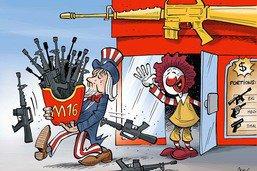 L'achat d'armes à feu trop facile aux USA