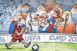Supporters russes: éviter les débordements