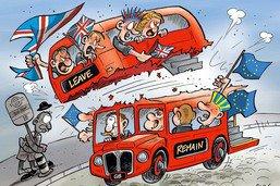 Brexit: les Britanniques plus divisés que jamais