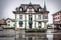 Chantier sans permis à Villars-sur-Glâne
