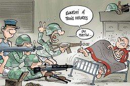 L'armée suisse attaquée par des punaises de lit