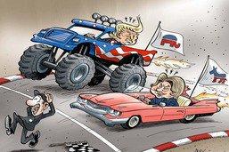 La course à la Maison-Blanche
