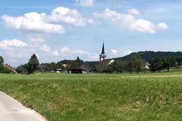 Corserey dans la course au titre de plus beau village de Suisse