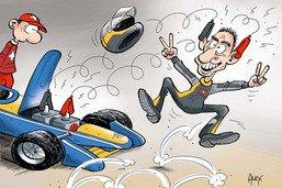 Sébastien Buemi champion du monde de Formule électrique