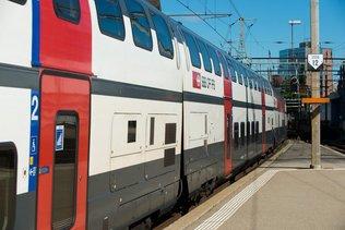 Trains interrompus entre Fribourg et Lausanne