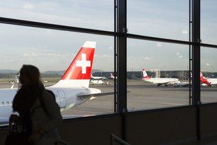 Premier semestre favorable pour l'aéroport de Zurich