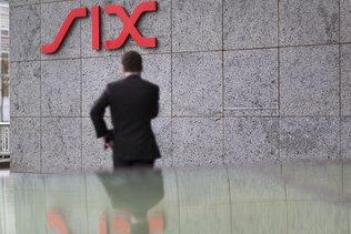 La Bourse suisse finit en légère hausse
