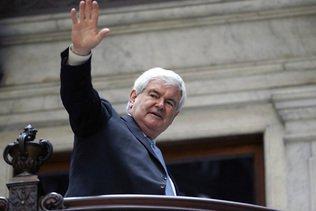 Newt Gingrich et Chris Christie possibles colistiers de Trump