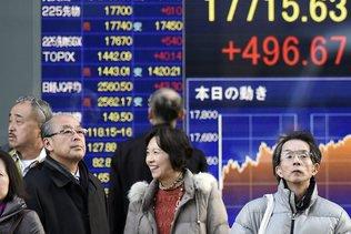 La Bourse de Tokyo finit en baisse de 1,18%