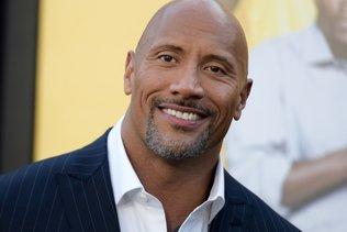 """Dwayne """"The Rock"""" Johnson est l'acteur le mieux payé au monde"""