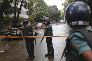 Fin de la prise d'otages à Dacca