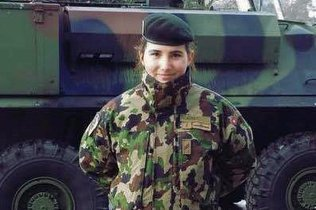 «Aller à l'armée a été une de mes meilleures expériences»