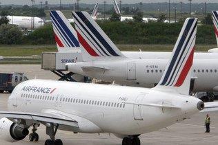 La grève d'Air France perturbe les départs en vacances