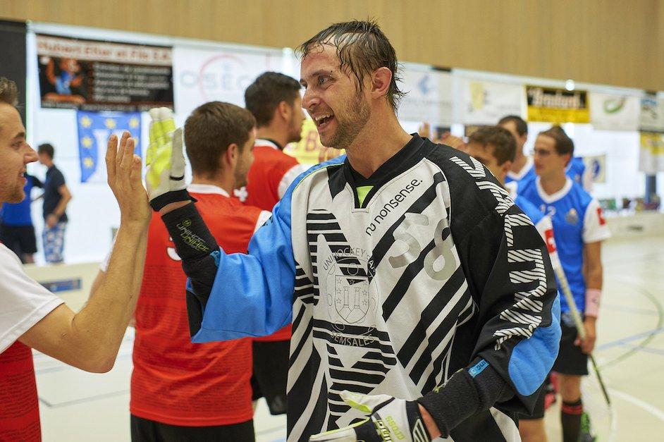 Unihockey: un record du monde établi en Veveyse
