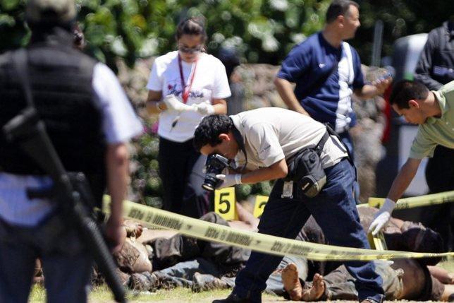 Douze cadavres trouvés dans une rivière au Mexique