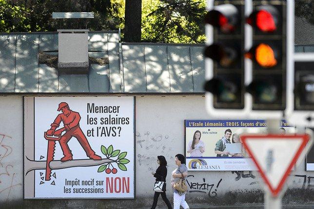 La presse romande met en garde la droite après le non à AVSplus