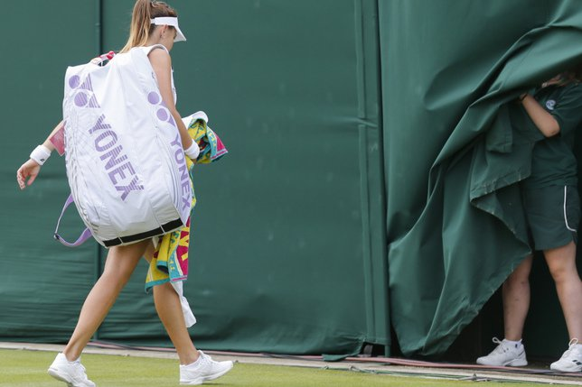 Belinda Bencic se sent d'aplomb