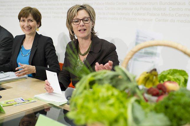 L'initiative des Verts pour des aliments équitables coûterait cher