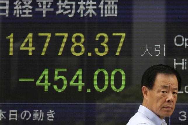 Bourse de Tokyo: le Nikkei chute de 1,46% en clôture