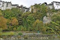 L'état des falaises préoccupe la ville de Fribourg