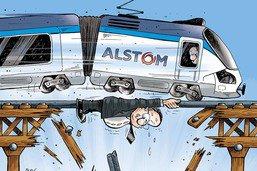 François Hollande à la rescousse d'Alstom