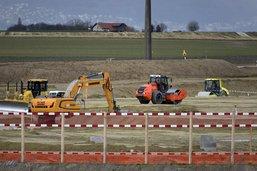 Recours contre la fréquence de circulation sur le site de Lidl à Sévaz