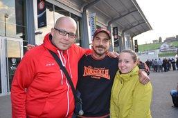 HC Fribourg-Gottéron - SC Berne: les images des fans