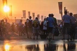 Plus de 255000 visiteurs ont pris part à la Fête fédérale