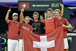 Adrien Bossel va regoûter à la Coupe Davis