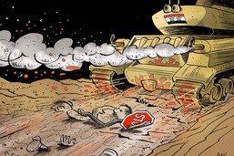 Une courte trêve en Syrie